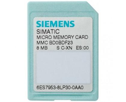 6ES7953-8LM31-0AA0 4Mb карта пам'яті