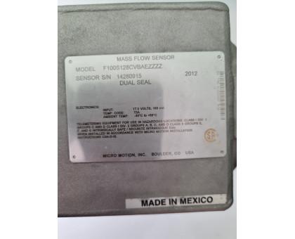 Расходомер кориолисовый Micro Motion F100S (DN25)