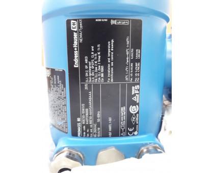 Витратомір коріолісовий Endress+Hauser Promass 80E50 DN50