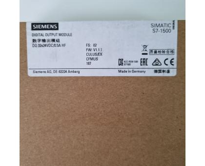 6ES7522-1BL01-0AB0, 6ES7 522-1BL01-0AB0 модуль цыфрового выхода Siemens
