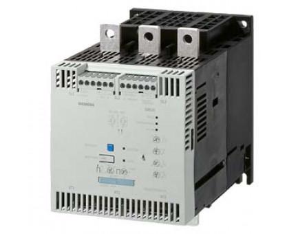 3RW4074-6BB44 плавный пуск 160 кВт устройство плавного пуска 280А Siemens