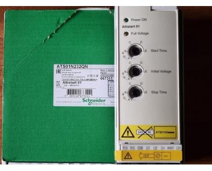 ATS01N232QN плавний пуск 15 кВт пристрій плавного пуску 32А Schneider Electric