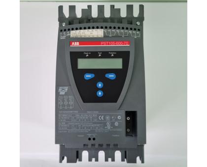 PST105-600-70 плавний пуск 55 кВт пристрій плавного пуску 105А 1SFA894009R7000 ABB